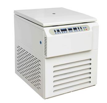 立式高速大容量冷凍離心機DGL-10R