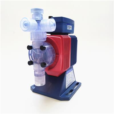 朗高耐腐蝕電磁隔膜加藥泵 3L耐腐蝕水處理隔膜加藥泵