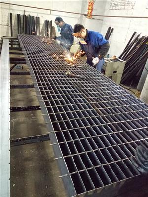钢格板厂家 钢格板 浙江排水沟盖板生产厂家