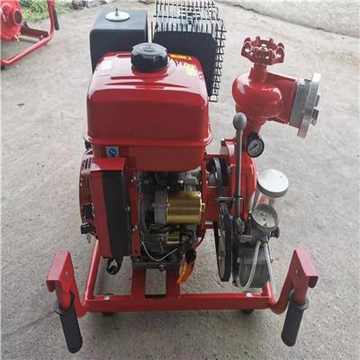 單缸四沖程汽油泵   森林消防自吸泵