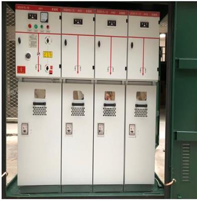 HXGN高壓開關柜價格成套 氣體絕緣環網柜 高壓開關柜環網