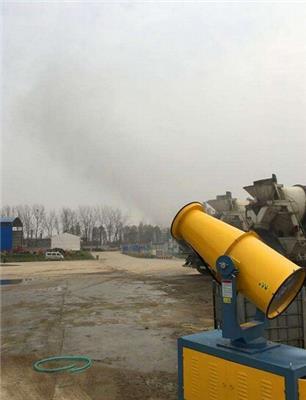 節能、全自動霧炮機、降塵噴霧霧炮機MY-881、環保降塵設備