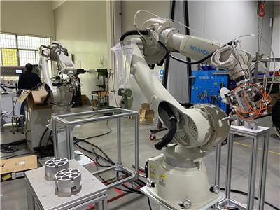 匯川工業機器人