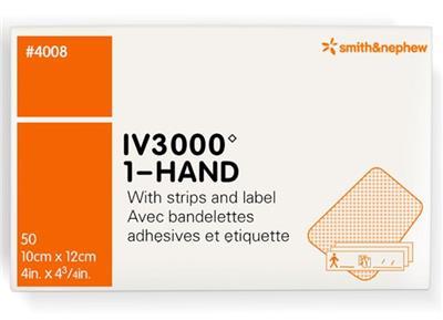 英國施樂輝IV3000貼膜 透明敷料4008 透明敷貼10*12cm
