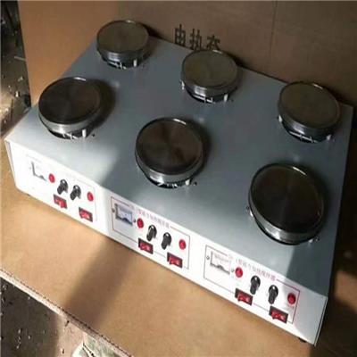 雙排6聯磁力攪拌器
