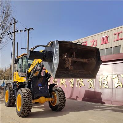 沙灰攪拌斗裝載機上海鏟車安裝攪拌料斗
