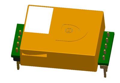 雙通道紅外二氧化碳傳感器QC202