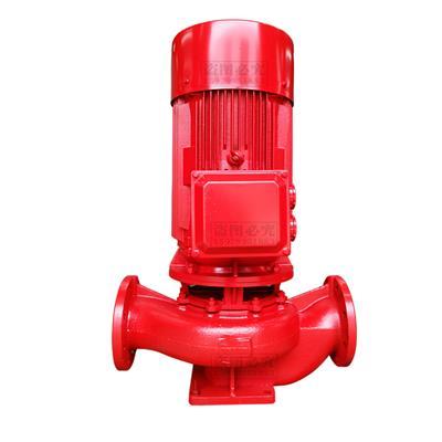 XBD消防泵消火栓噴淋水泵立臥式單多級消防管道增壓穩壓成套設備