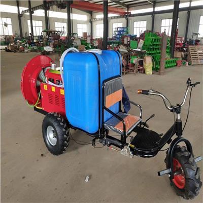 拖拉機牽引式打藥機 新型果園風送式打藥機 乘坐式果樹打藥機
