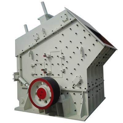 反擊式破碎機制砂機礦山生產線鵝卵石粉碎設備全套大型石料細碎機