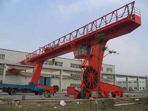 雙梁橋式起重機 白城通用門式起重機 集裝箱起重機