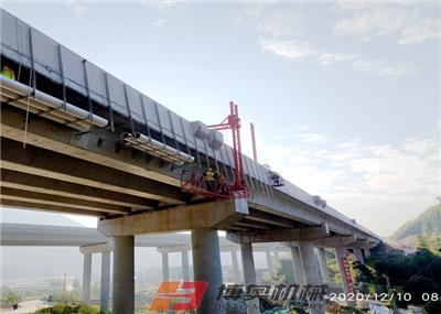 甘孜橋梁電纜安裝設備