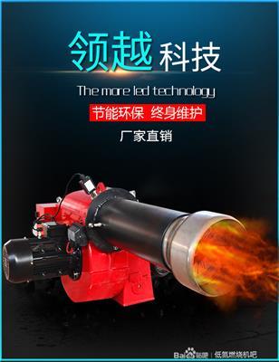耐爾仕燃燒機 5到600萬大卡 燃油燃氣低氮 河北領越科技