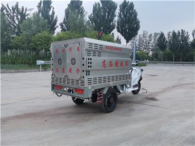 寧波公園新能源高壓清洗車 垃圾桶清洗車 歡迎致電