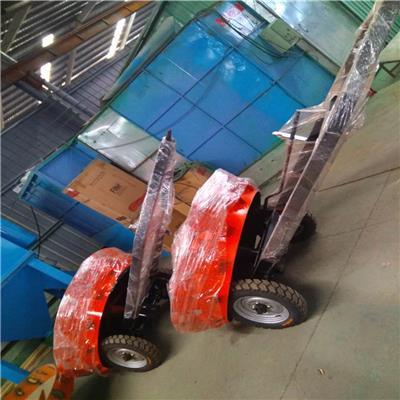 瓊海市街道環衛千手觀音式掃地機-廠區工業園掃地機