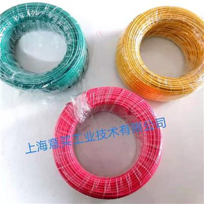 上海意買電線電纜 BVR -2.5平方 純銅線纜紅色、綠色、黃色