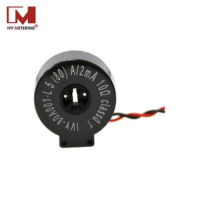 80A低壓精密微型電流互感器 帶抗直流分量cosφ=0.5*0.1級電表