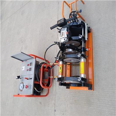 四環液壓熱熔對焊機 暖氣管道焊接BD90-250半自動熱熔焊機