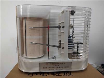 ZJ1-2B溫濕度記錄儀 ,毛發式溫濕度計