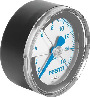 FESTO壓力表 :MA-50-1,6-G1/4-MPA