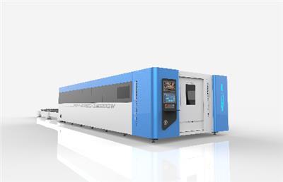 切面光滑切割速度快功能強大的激光切割機山東飛速激光FSH-2580-12000W