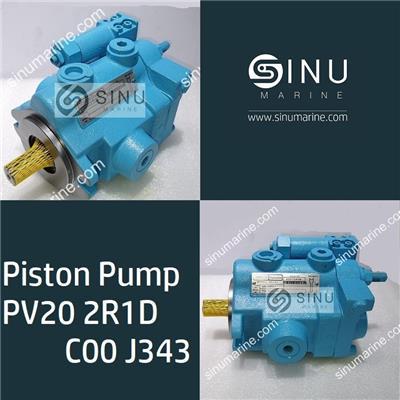 液壓油泵Denison pump  PV6 2R1D C00 J343-1