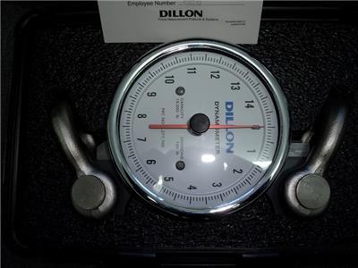 DILLON測力計價格 美國DILLON 發動機吊表