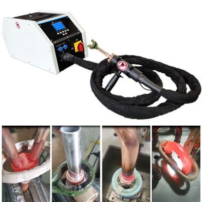數字式感應加熱設備在銅鋁不銹鋼焊接應用