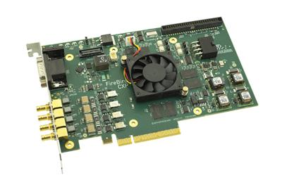Active Silicon 4xCXP12-3PE8 圖像采集卡