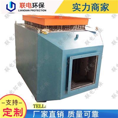 支持定制風道加熱器烤漆房烘干工業空氣加熱器 熔噴布加熱器
