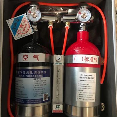 Xjj-1甲烷傳感器用校驗儀