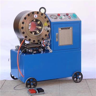供應液壓縮管機振鵬牌全新壓管設備一次扣壓