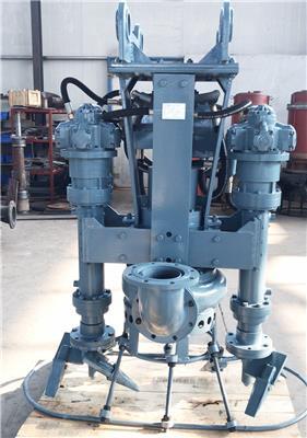 野外施工挖機泥漿泵,不用電潛水泥漿泵-操作簡單移動方便