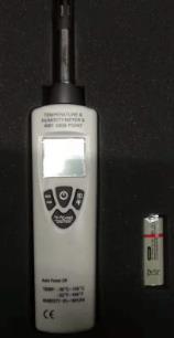 YWSD100/100礦用本安型溫濕度檢測儀