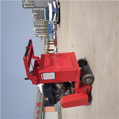 路通生產300混凝土銑刨機 小型汽油柴油機銑刨機 當天發貨