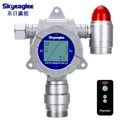 汕頭SK-600-F2-Y在線式氟氣氣體報警器