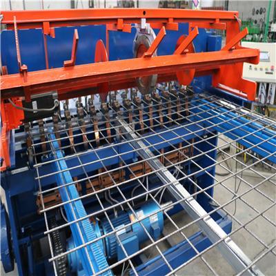 工廠定做多用途自動網片排焊機煤礦支護網焊機建筑鐵絲鋼絲電焊網片機