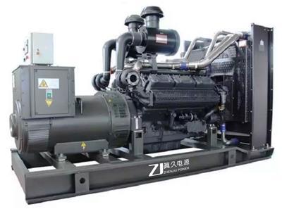 200kW上柴柴油發電機SC9D340D2國三柴油機上海發電機組廠家