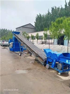 遼寧銷售秸稈方形打捆機套袋打捆機廠家