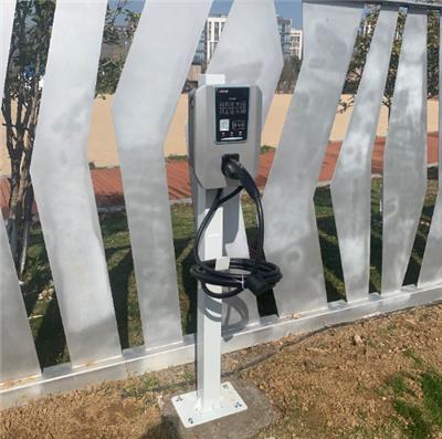 智能電動汽車交流充電樁 安科瑞AEV-AC007D