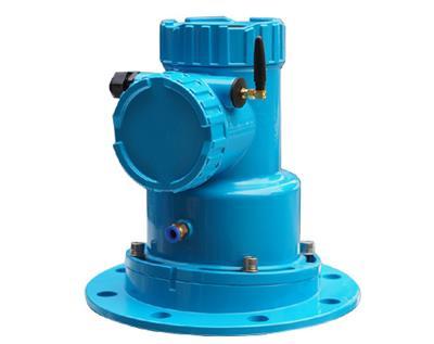 煤倉煤位監測系統 雷達料位計