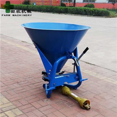 拖拉機背負式撒肥機 玉米地撒化肥機器