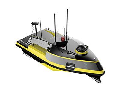艾塔無人水質監測船