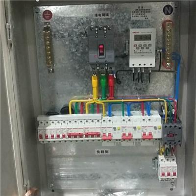 定制成套照明配電箱低壓開關控制柜強電布線箱分線箱家用電源箱落