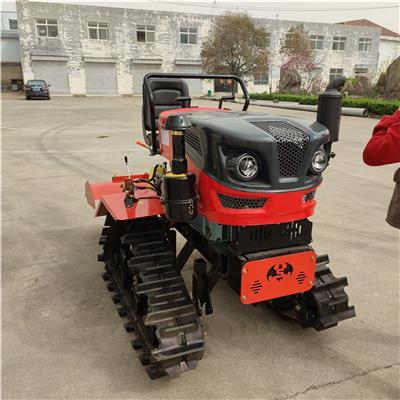 25馬力水旱兩用履帶式旋耕機  乘坐式旋耕機