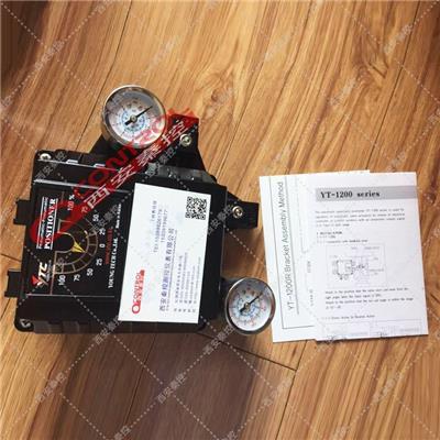 rotork閥門定位器 YT-1200RS531S 控制閥門開度 YTC定位器代理