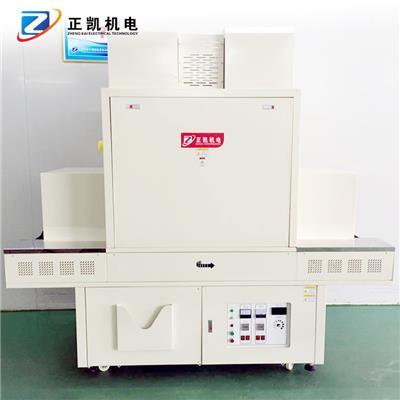 側固化uv干燥機ZKUV-752冷光源點膠烘干固化機非標定制