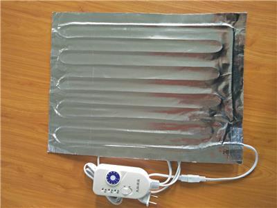 鋁箔電發熱片加熱帶噴繪機打印機油墨防凍恒溫鐵水管除霜化冰
