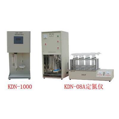 昕瑞凱氏定氮儀KDN-04A/08A配4孔消化爐8孔消化爐KDN-04C/08C電*型