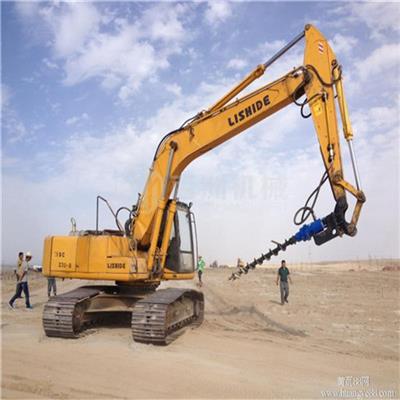 安岳種樹挖坑電線桿挖坑、鉆洞-液壓鉆坑機